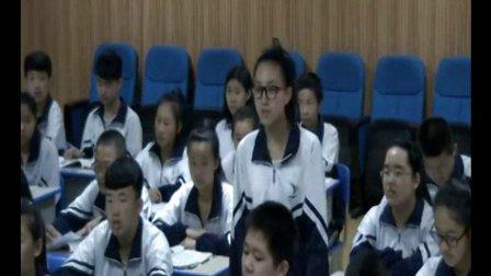人教版初中八年级历史下册《科学技术的成就(一)》教学视频,黑龙江