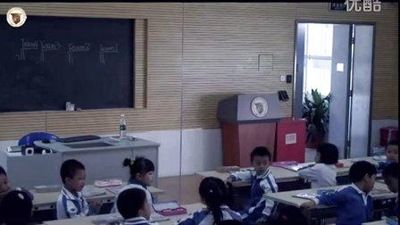 2015年《口语课》小学英语朗文版一上教学视频-深圳-深圳小学:外教