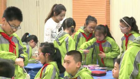 教科版小学科学四下《生的食物和熟的食物》课堂教学视频实录-邵抒晓