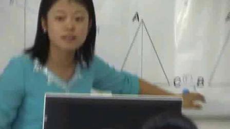 人教2011课标版数学九下-27.2《等腰三角形》教学视频实录-雍珮