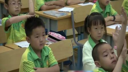 《找规律》人教2011课标版小学数学一下教学视频-辽宁抚顺市-贾曼