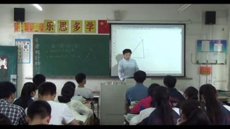 人教2011课标版数学九下-27.3《位似》教学视频实录-李月祥