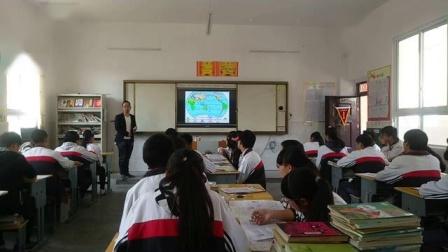 人教版地理七上-3《天气与气候-通用》教学视频实录-泰宁市