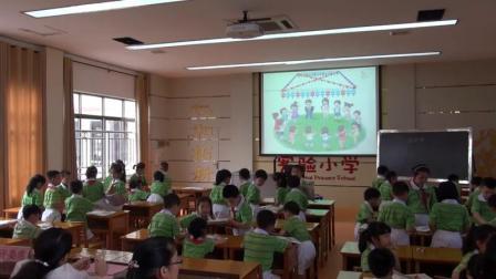 《找规律》人教2011课标版小学数学一下教学视频-广西河池市_金城江区-龙溪
