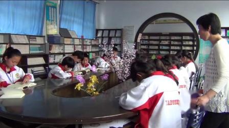河大版(2016)语文七上第2单元阅读指导课《丑小鸭》教学视频实录-崔靖茹