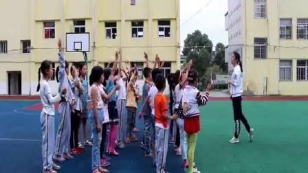 《走和跑-快速跑》科学版三年级体育,汪芳