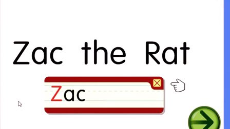 2015深圳全国交流课《Zac the Rat》英语一年级,龙华中心小学:林莺