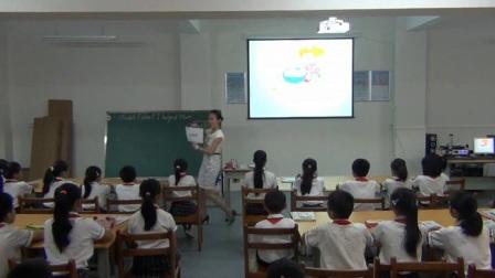 外研版(三起)小学英语四下Module7 Unit 1 I helped Mum.广西蒙灵