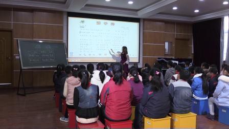 人音版六下第1课《游子吟》课堂教学视频实录-陈露寅