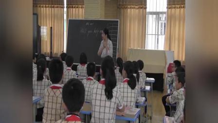 外研版(三起)小学英语五下Module8 Unit 1 Will you help me-广西覃媛媛