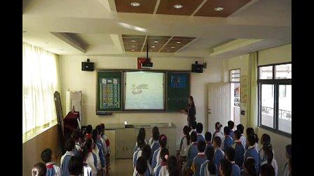 《捕鱼歌》小学三年级音乐教学视频-阳光小学林建珍