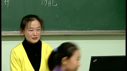 《大脑》苏教版科学五年级-南京市青云巷小学:蔡律