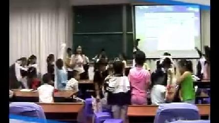 《走进残疾人》课堂实录(北师大版品德与社会三上,执教:毛秀彤)