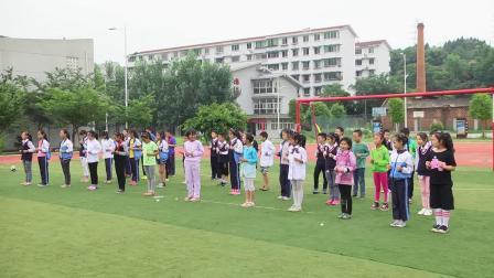 《走和跑:快速跑》科学版四年级体育,乔俊宇