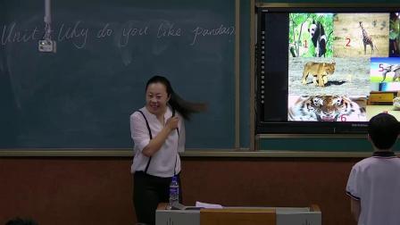 人教版七年级英语下册Unit5(1a-1c)教学视频实录(南关香)