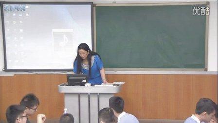 深圳2015优质课《Module 6 The Tang Poems》外研版高二英语,深圳第二实验学校:赵喜玲