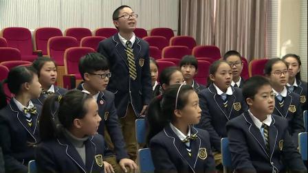 人音版音乐六下第6课《瀑布》课堂教学视频实录-陈凌秋
