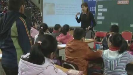 《Changes》五年级英语-全国小学英语教学观摩研讨会-殷克清