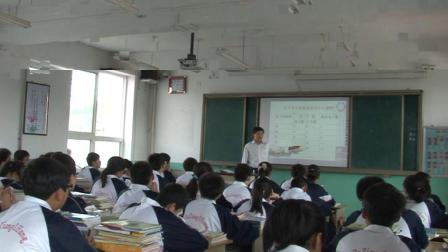 人教课标版-2011化学九上-3.2.1《原子的结构》课堂教学实录-府谷县
