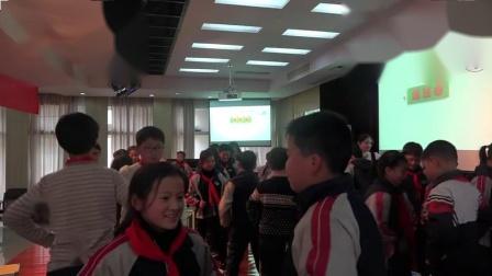人音版音乐五年级上册第6课《嬉游曲》课堂教学视频实录-张妤
