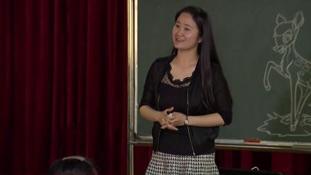 人音版六下第3课《爱是一首歌》课堂教学视频实录-张聪颖