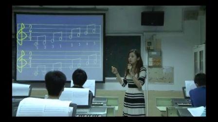 《印象派中的音与画》教学课例(人教版高二音乐,深圳中学:涂越娜)