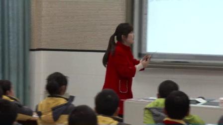 人教版英语六上第四单元B《Let's learn》课堂教学视频实录-张梦杰
