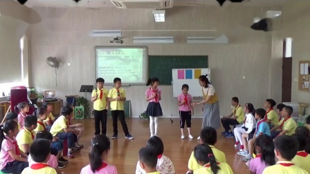 人音版音乐四下第7课《打字机》课堂教学视频实录-戴里