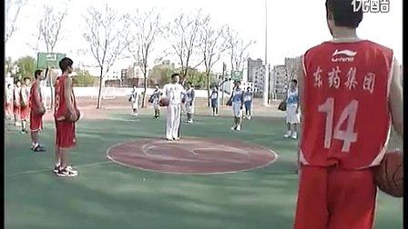 高一体育教学视频《篮球》体育名师工作室教学视频