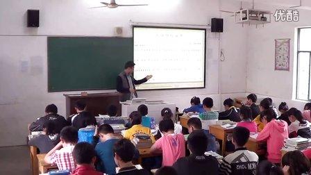 人音版七年级音乐《影视金曲》安徽朱大兵