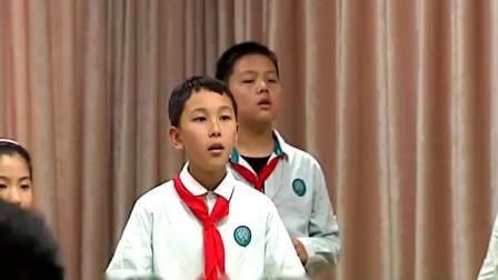 人音版六下第3课《DO RE MI》课堂教学视频实录-黄菁清