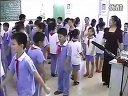 小学四年级音乐优质展示《快来吧,朋友》_花城版_王老师