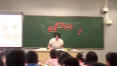 人教版英语三下第二单元《Let's spell》课堂教学视频实录-苏礼巧