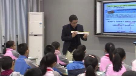 人教版英语五上第四单元《Read and write》课堂教学视频实录-顾飞斌