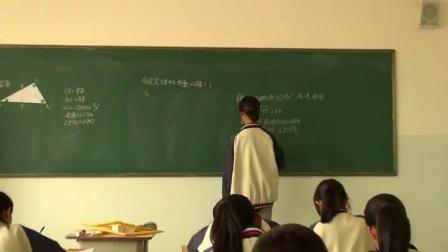 人教2011课标版数学八下-17 复习课《勾股定律中的折纸问题》教学视频实录-高红梅