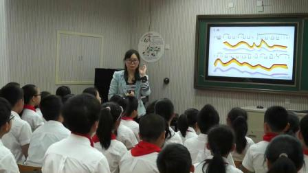 人音版六下第2课《火把节》课堂教学视频实录-叶珍