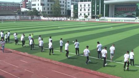 《足球球性与球感练习》初一体育,李志勇