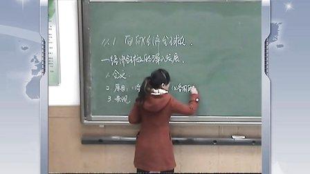 陕西省示范优质课《面对经济全球化2-2》高一政治,周至中学