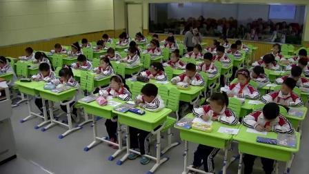 《8 平均数与条形统计图-平均数》人教2011课标版小学数学四下教学视频-安徽广德县-刘倩