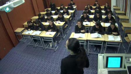 人教课标版-2011化学九上-3.2.1《原子的结构》课堂教学实录-张亚楠