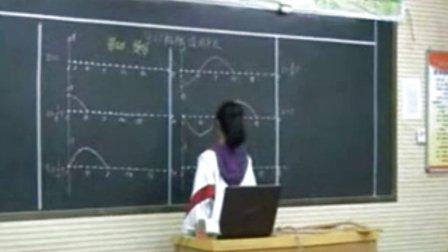 陕西省示范优质课《机械波2-2》高二物理,瑞泉中学:张艳利