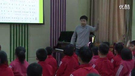 人音版小学三年级音乐下册《剪羊毛》教学视频(张磊)