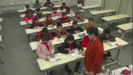 《3 荷花》部编版小学语文三下教学视频-河南兰考县-孔改霞
