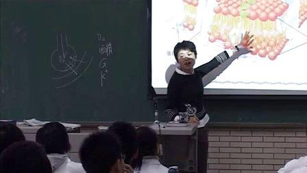 陕西省示范优质课《物质的跨膜运输的方式2-1》高一生物,西安市高新一中:万欢