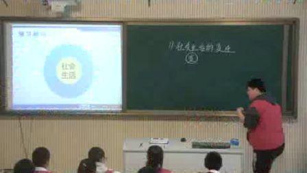 《社会生活的变迁》北师大版八年级历史-杨晓玉