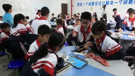 小学科学《金属热胀冷缩吗》课堂教学视频实录-俞利平