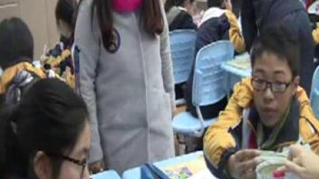 华师大版科学八上3.2《浮力》课堂实录教学视频-刘冉