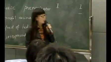 《Managing Stress》教学课例(高二英语,深圳外国语学校:杨岚婷)
