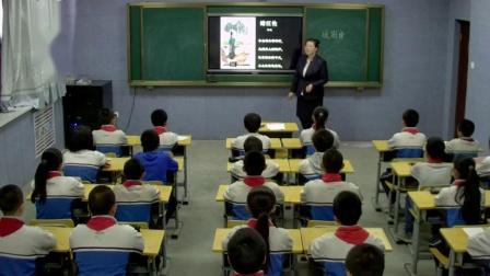 《依依惜别》人教版小学语文六下课堂实录-新疆生产建设兵团_第八师-肖晶晶