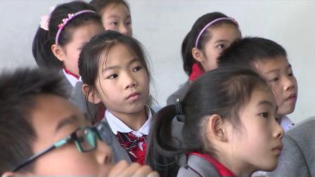 教科版小学科学四上第一单元第4课《风向和风速》课堂教学视频实录-王燕
